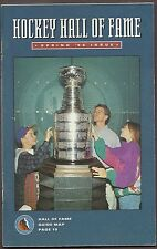 1996 Hockey Hall of Fame Guide, Magical All-Star Games ...