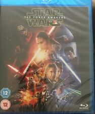 Star Wars: The Force Awakens (Blu-ray, 2016) *New & Sealed*