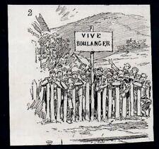 1888  --  EN GARE DES EYZIES   VIVE BOULANGER   3M811