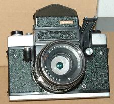KIEV 60 TTL vintage medium format SLR 6x6 camera, lens MC Volna-3 (VINTAGE!)