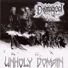 DEMIGOD / NECROPSY - UNHOLY DOMAIN SPLITT CD   RARE IMPORT CD