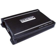 NEW MATRIX VX1600.4 4 CHANNEL 3200 WATT MAX CAR AUDIO STEREO AMP POWER AMPLIFIER