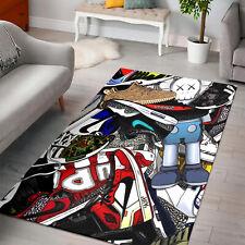 SUPER HOT - Sneaker Collection Rug Living Room, Home Decor Carpet Gift For Fan