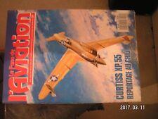 **k Fana de l'aviation n°224 XP-55 / Consolidated PB4Y-2 / Les WACO type D