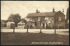 Ashtead Common. Woodfield House by Frith # 61321.