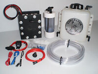 25 PLATE HHO HYDROGEN GENERATOR SEALED DRY CELL KIT. WATCH VIDEO