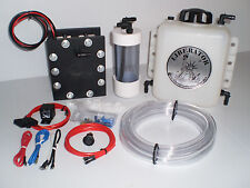 11 PLATE HHO HYDROGEN GENERATOR SEALED DRY CELL KIT. WATCH VIDEO