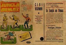 Programa PUBLICITARIO de CINE: LA JUNGLA EN ARMAS.