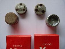 HONDA CB 125T, CB 125 S3 /lot deux jeux plaquettes frein / disc-pads, 2 sets