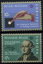 Belgium 1982 SG#2692-3 Europa MNH Set #D49317