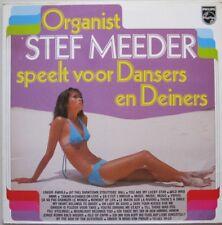 STEF MEEDER - SPEELT VOOR DANSERS EN DEINERS  -  LP