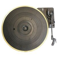 28Cm Metal Turntable 33/45/78Rpm Automatic Straight Arm Return Record Playe A4K4