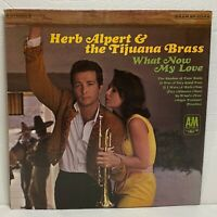 Herb Alpert ‎– What Now My Love: A&M Records 1966 LP Stereo (Latin Jazz)