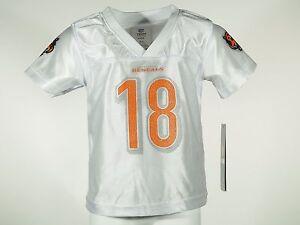 Cincinnati Bengals A.J. Green Official Girls Infant NFL Team Jersey New