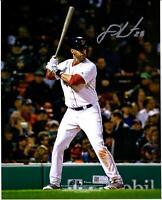 "J.D. Martinez Boston Red Sox Autographed 8"" x 10"" Hitting Photograph"