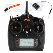 NEW Spektrum DX6 6-Channel DSMX Transmitter Mode 2 w/ AR610 Receiver SHIPS FREE