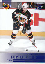 04-05 PACIFIC BLUE #16 RANDY ROBITAILLE 209/250 THRASHERS *4187