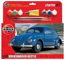 Airfix 1/32 Volkswagen Beetle Starter Set # A55207