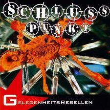 SCHLUSSPUNKT Gelegenheitsrebellen CD (2000 Suppenkazpers Noize Imperium)