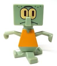 Spongebob Squidward Figure Cake Topper Toy Truth or Square Burger King 2009