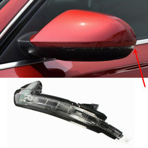 Pour AUDI A6 S6 C7 11-18 A6 Allroad 4G 12-18 Clignotant LED rétroviseur gauche