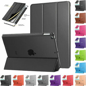 Smart Leather Magnetic Case for Apple iPad Air 1 2 3 4 9.7/10.2/10.5 Pro 11 Mini