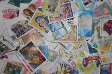 Accumulo 100 francobolli usati AUSTRALIA