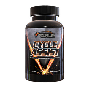 CEL Cycle Assist - 240 caps Liver & PCT Support