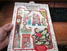 Vintage 2000 Mary Engelbreit Paper Dollhouse Accessories Magnetic NEW #2