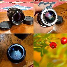 The Venerable NIKON NIKKOR 105MM f/ 2.5 AI, Nikon SLR/*DSLR Portrait Lens