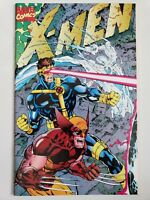 X-MEN #1 DELUXE (1991) MARVEL 1ST APPEARANCE OMEGA RED PINUP! JIM LEE ART ART!
