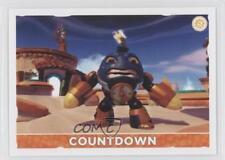 2014 Topps Skylanders Giants #92 Countdown Non-Sports Card 0t5