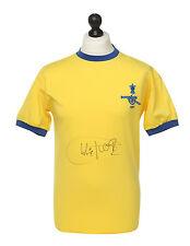 Charlie George Signed Arsenal Shirt Autograph Double Winners 1971 Memorabilia