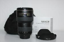 Nikon AF-S NIKKOR 16-35mm f/4g ed VR 1 anno di garanzia