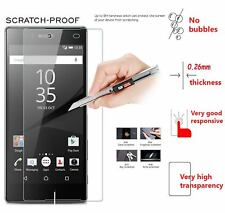 For Sony Xperia Gorilla Glass HD Tempered Anti Scratch Screen Protector Guard