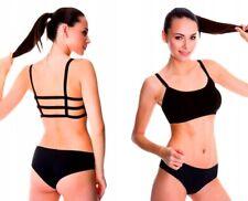 BH Fitness Sport Julimex Bra Büstenhalter atmungsaktiv Viskose universalgröße