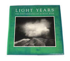 Morely Baer 'Light Years'  Photography West Graphics 1st Ed Signed w DJ 1988