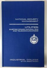 Utilities Electric Power Nat Gas Telecommunications Armed Forces Yoshpe Alemar