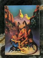 1993 Boris Vallejo Series 4 - Magnificent Myths Promo Trading Card