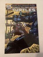 TEENAGE MUTANT NINJA TURTLES 50 [COVER B] (IDW COMICS) TMNT EASTMAN LAIRD TMNT