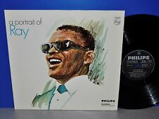 A Portrait of Ray Charles D '68 Philips Vinyl LP cleaned gereinigt läuft top!