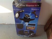 PSP Pro Starter Kit: Cases, Neck Strap, Screen Protector, Dock Station NEW in Pk