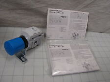 Festo MS4-LR-1/4-D7-A8-WR-UL1 / 527690 Pressure Regulator NEW