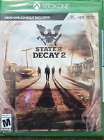State of Decay 2 - Xbox One New!