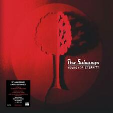 The Subways - Young For Eternity (15th Anniversary) 2 CD ALBUM NEW (25TH MAR)