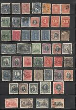Chile Selection of Early Stamps