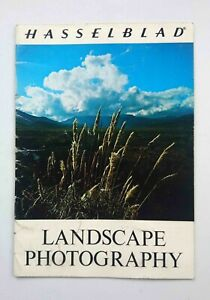 Hasselblad booklet - Landscape Photography