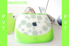 """Apple iBook Clamshell Boxed """"Key Lime Grey"""" Pvt Prototype S.E Dvd ��������⠭��"""