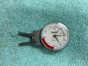 """Intertest Alpha Gage Mechanical Inside Dia. Micrometer Gauge 1.02-1.12 .0005"""""""