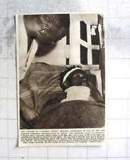 1954 General China Lying In Hospital, Mau Mau Leader